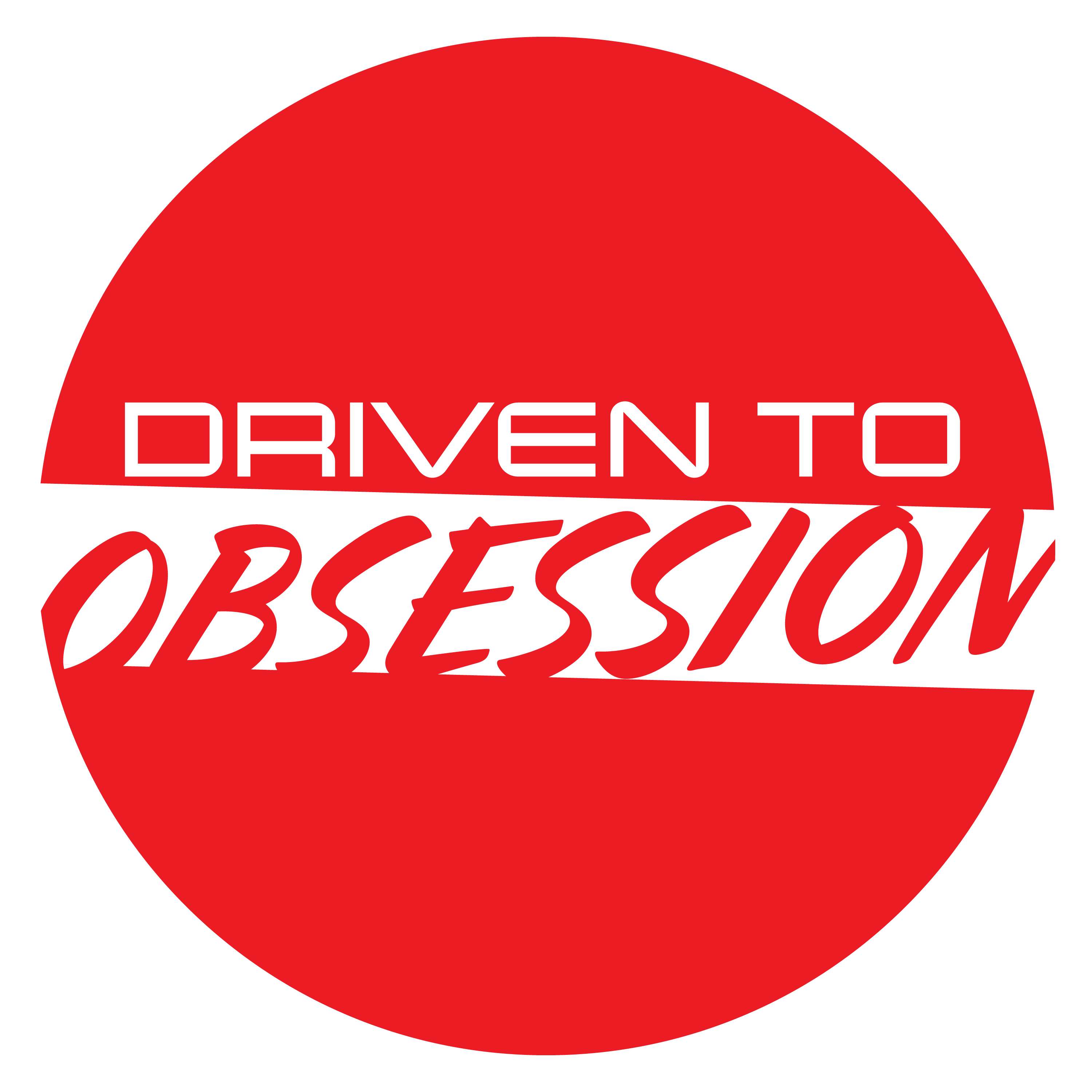 Driven To Obsession
